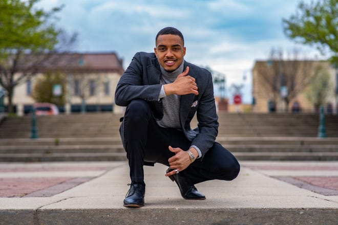Purcell Pearson died in a shooting in Milwaukee at 22. He was a well-loved student at UW-Whitewater and Milwaukee entrepreneur.