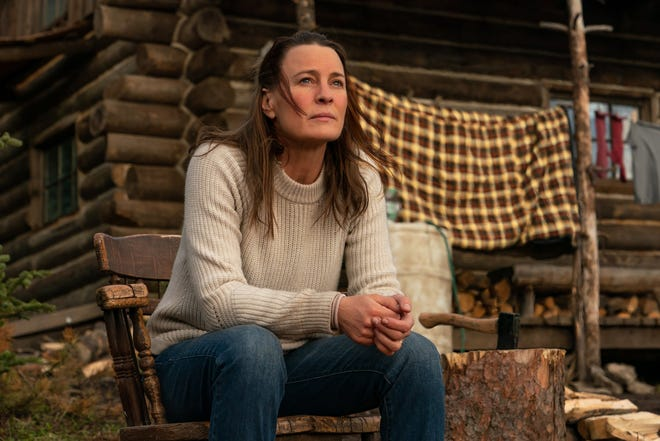 """Robin Wright stars in """"Land,"""" opening Friday at Queesngate Movies 13 and Hanover Movies 16."""