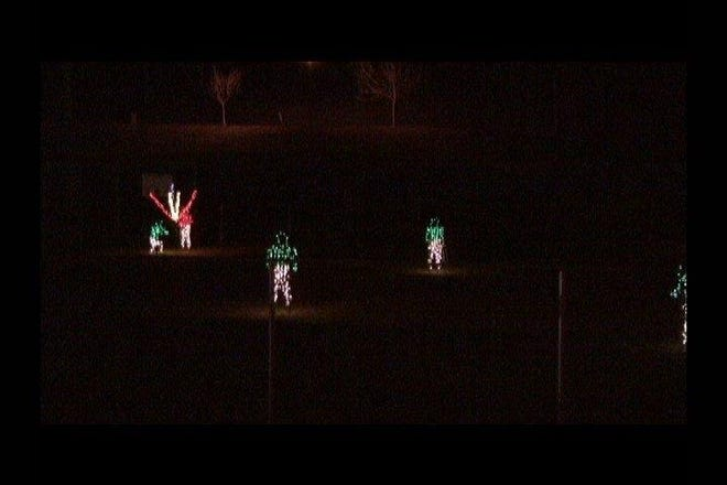 The Home Run display could be coming back if Mark and Lynette Miller can get enough funds to rebuild it and showcase it at the Celebration of Holiday Lights in Staunton's Gypsy Hill Park.