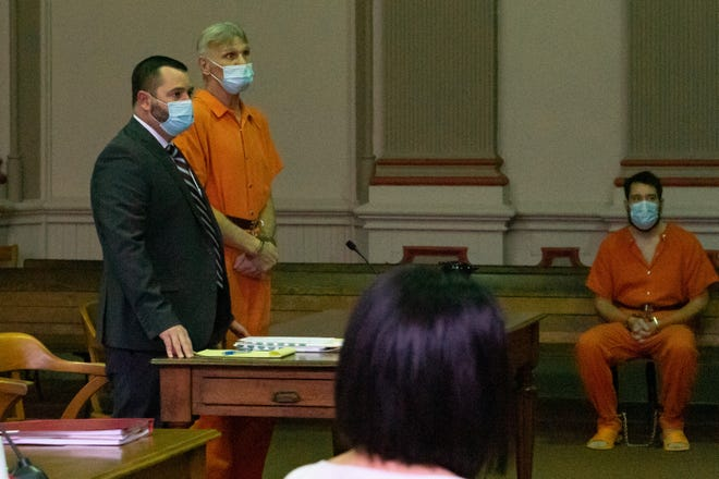 Walter Bauer of Newark is sentenced in common pleas court to 30 months in prison.