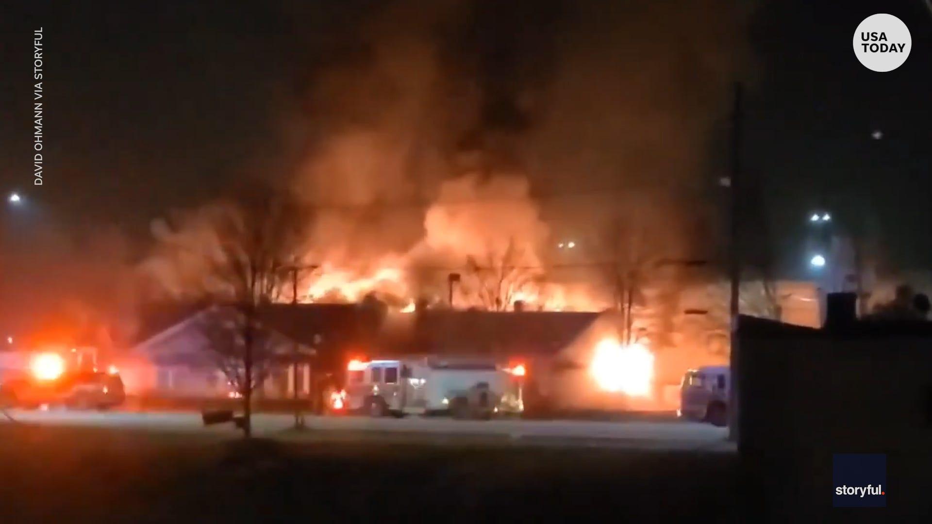 Large fire at Shaq s Atlanta Krispy Kreme causes heavy damage to restaurant