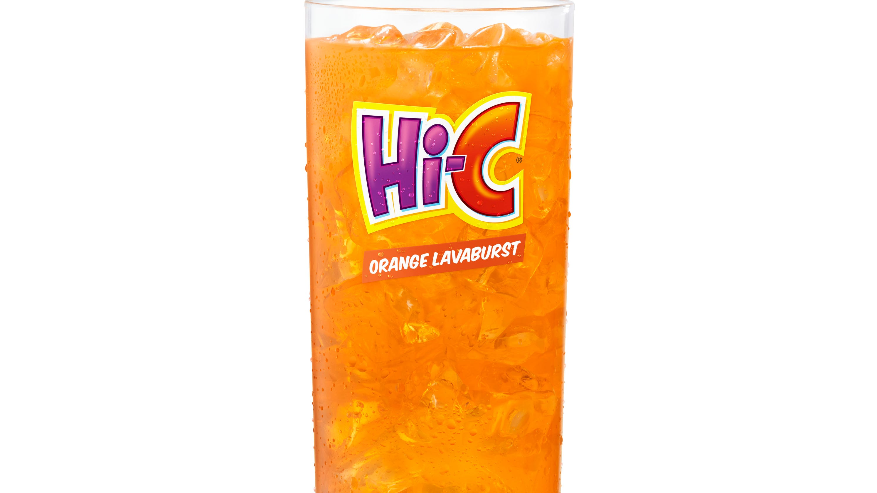 McDonald's bringing back iconic Hi-C Orange Lavaburst. Find out when you can get it. - USA TODAY
