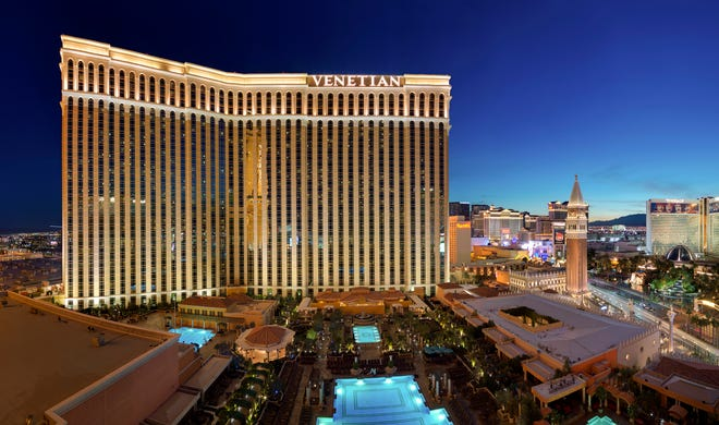 Las Vegas Sands operates the Venetian hotel and casino in Las Vegas. The company is spearheading an effort to persuade Texas lawmakers to let voters decide if casinos should be legal here.