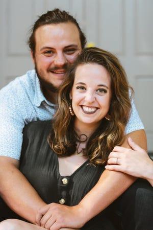 Kendra Lynn Schwarz and William Fain LeGrand IV.