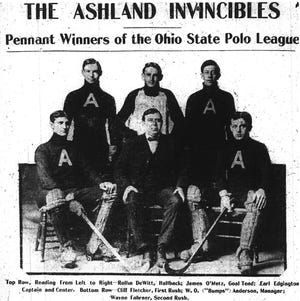 Ashland Invincibles in 1908