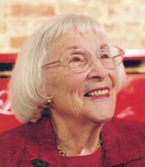 Mrs. Rosa Brown Polhill Green