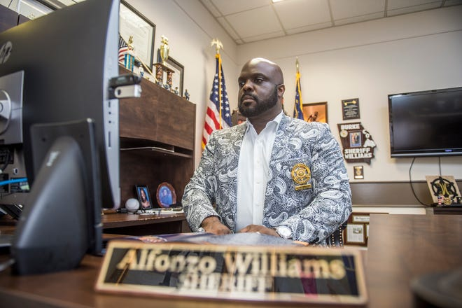 Burke County Sheriff Alfonzo Williams has been investigating homicides for close to 30 years across the Augusta-area with different agencies.