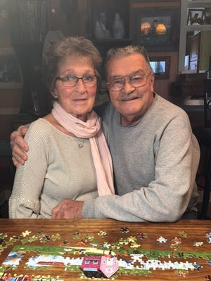 Gladys and Gene Oberman