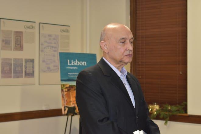 Francisco Cota Fagundes, a professor emeritus of Spanish and Portuguese Studies at the University of Massachusetts Amherst.