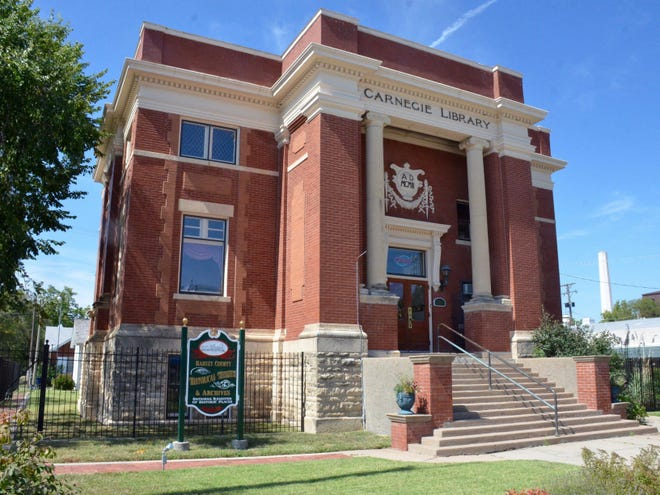 The Carnegie Library was listed on the National Register of Historic Places in 1974.