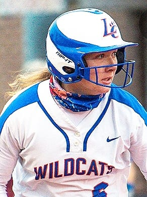 Former Rosepine standout Desiree Squires was named the American Southwest Conference Eastern Division Hitter of the Week after batting .500 with three doubles and six RBIs in a weekend sweep for Louisiana College over Millsaps.