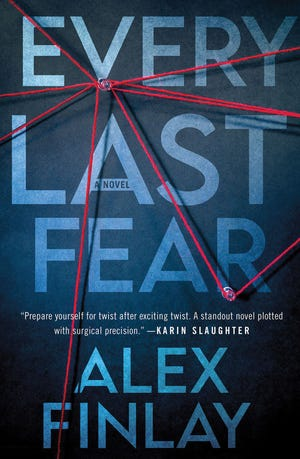 """Every Last Fear"" by Alex Finlay"