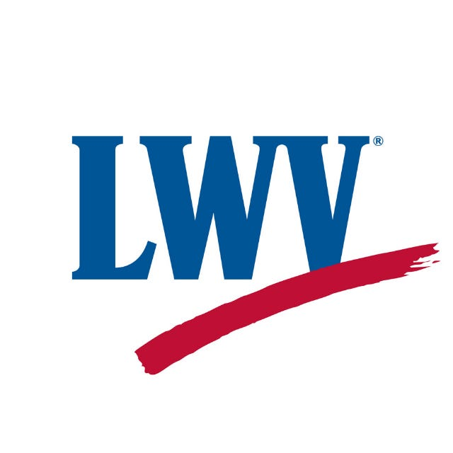 League of Women Voters of the U.S. logo
