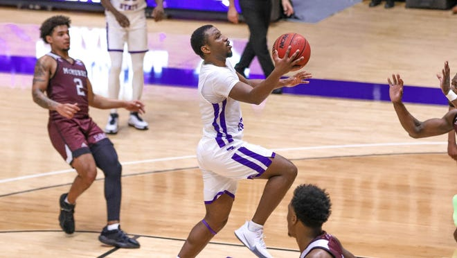 Tarleton's Tre Gipson posted 14 points, 14 assists, 8 steals and 7 rebounds with just one turnover in 33 minutes of play on Tuesday night in a 112-54 win over McMurry. Gipson established career highs in assists and steals with the 14 assists ranking fourth in school history.