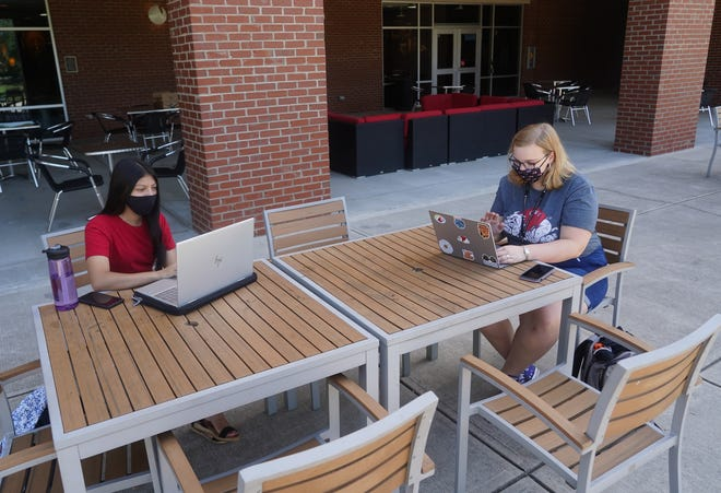 Gardner-Webb University is boasting its most geographically diverse incoming class in school history.