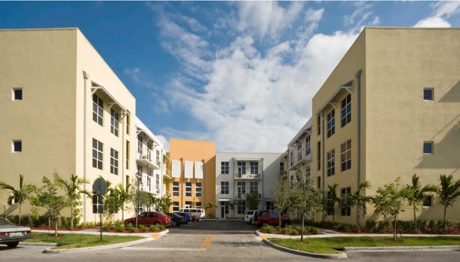 The Sailboat Bend Artist Lofts in Fort Lauderdale is similar to an affordable housing live/work space being pitched in Sarasota.