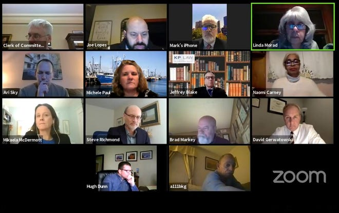 The New Bedford Committee on Finance met on Feb. 10 virtually to discuss developments regarding Parallel Products. Joining them were outside legal counsel.