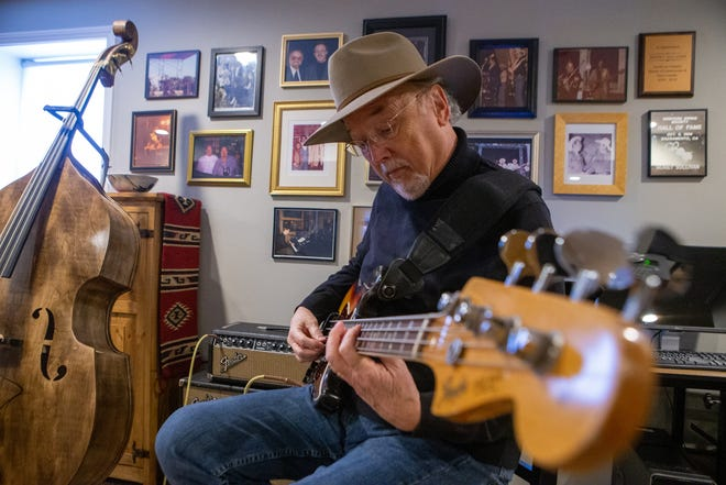 Music has been a part of Morey Sullivan's entire life, growing up in the shadow of his father, who was a professional musician. He talks about his experiences and what led him to become an inductee into the Kansas Music Hall of Fame on Thursday from his home in Lawrence.