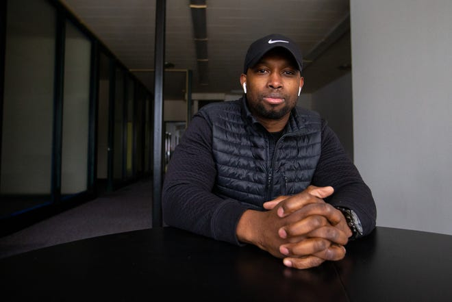 Michael Odupitan, founder and CEO of Omni Circle Group, hopes to provide a co-working space for people looking to further themselves and their community. The co-working space, at 1301 S.W. Topeka Blvd., is expected to open later this year.