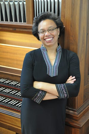 Organist Nicole Keller will perform a virtual concert Feb. 14 as part of the Music at Trinity series.
