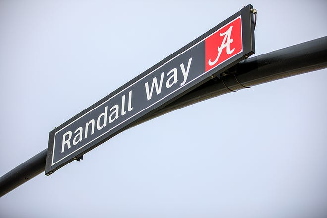 Earlier this month, the University of Alabama System board of trustees approved changing the name of North Campus Way to honor H. Pettus Randall III. [Submitted photo]
