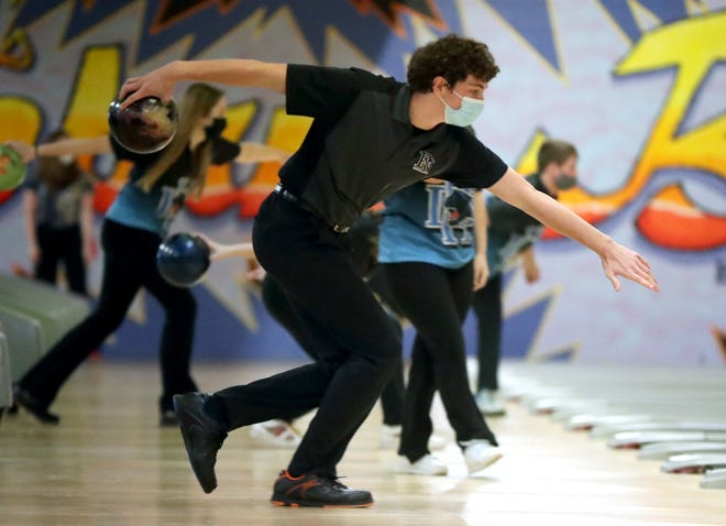 Ethan Yurko and the North boys team have been on a roll heading toward the postseason, which begins with a Division I sectional Feb. 19 at HP Lanes. Before facing Hilliard Bradley on Feb. 11, the Panthers had won three consecutive matches and five out of six.