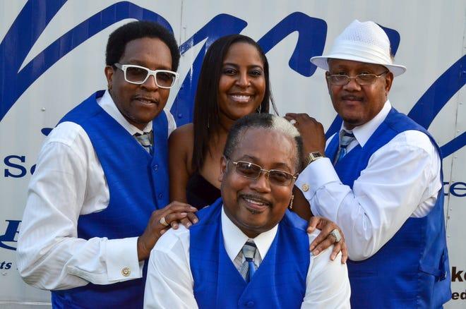 Motown tribute act KGB