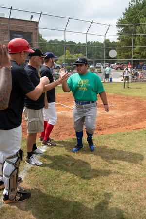 Taylor Duncan, a 25-year-old from Georgia, created the Alternative Baseball organization for teens and adults with autism or other special needs. He is working to bring the program to Louisiana.