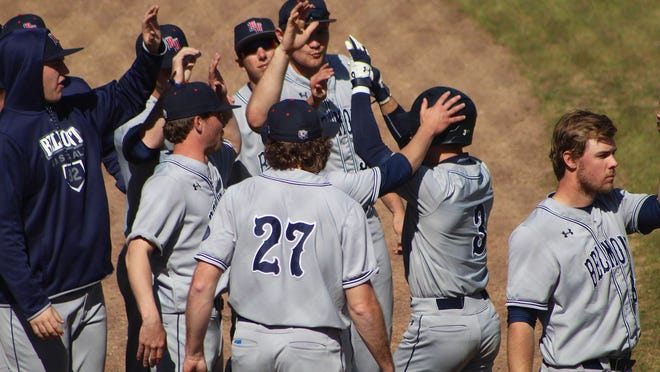Belmont's baseball team has been picked to win the Ohio Valley Conference in 2021.