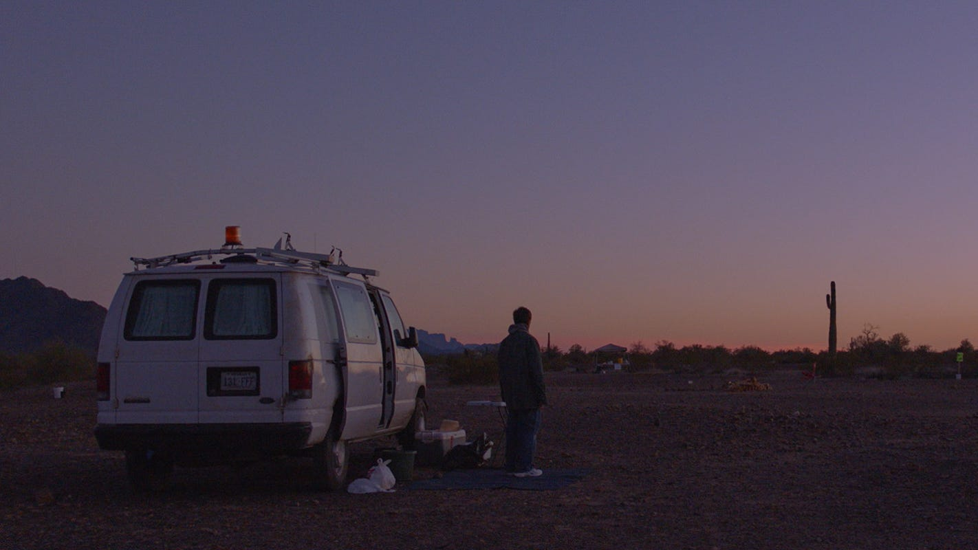 Oscar-winner 'Nomadland' made Quartzsite famous. Now the Arizona town is readying for new tourists