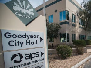 Maricopa County will handle Goodyear's March 9 election, but a judge ruled the county must turn over election items for an Arizona Senate audit.