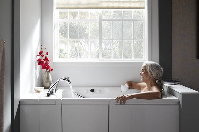 The bathroom is one of the most important places in your home, when planning ahead to age in place.