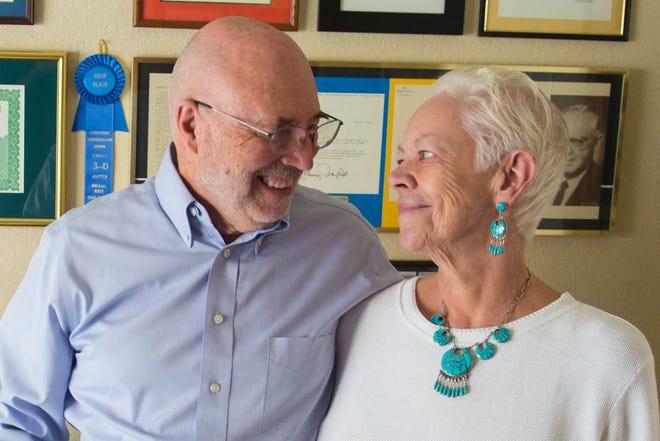 Gerard and Linda Wood
