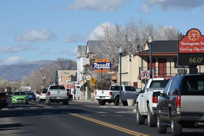 Yerington, Nevada Feb. 10, 2021