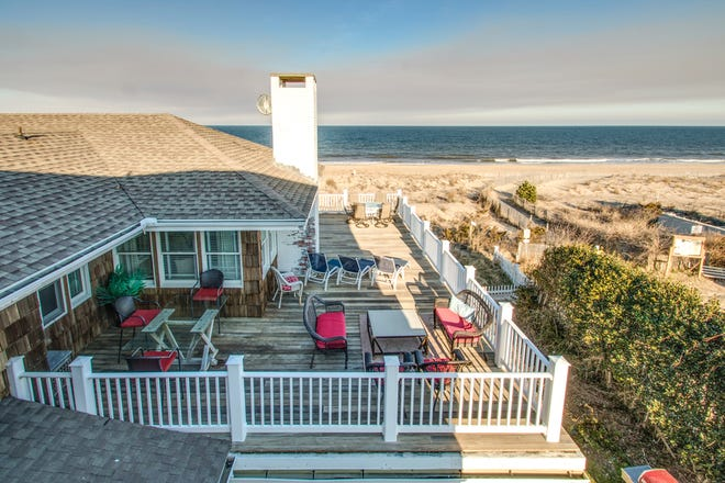 For $10,999,900, this could be your view of the Atlantic Ocean from Cullen Street in Rehoboth Beach.