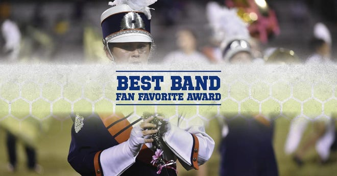 The winner of the Best Band Fan Favorite Award will be announced July 6 during the free, on-demand Central Florida High School Sports Awards show.