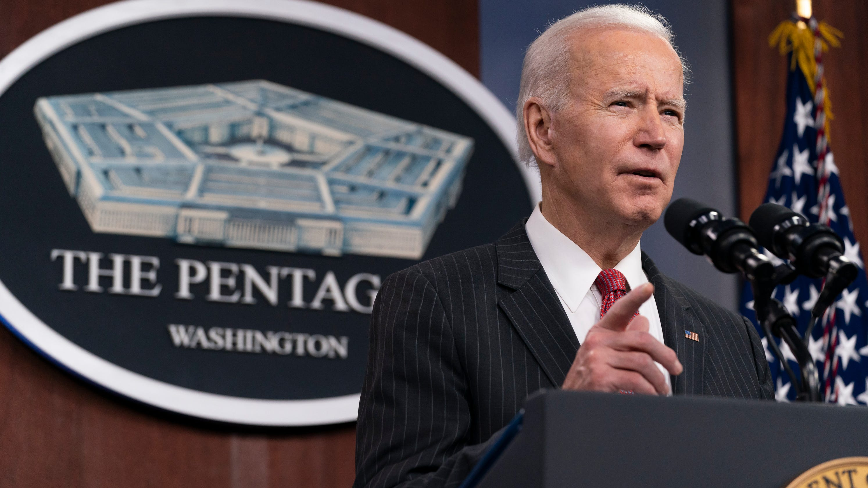 Biden rescinds national emergency at US southern border that allowed Trump to fund border wall – USA TODAY