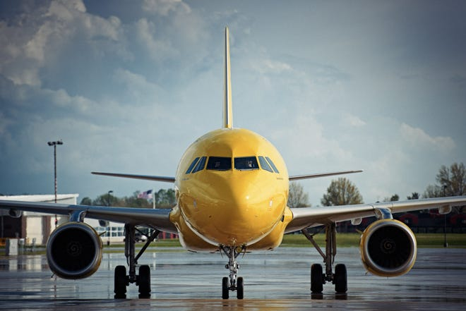 Spirit Airlines has added a twice-weekly seasonal flight to Myrtle Beach from Akron-Canton Airport in Green.