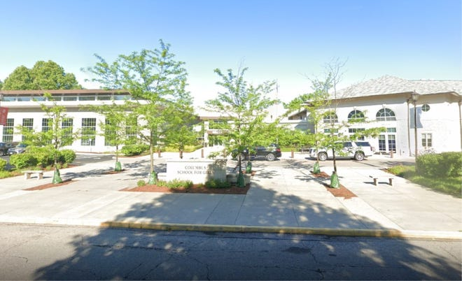 The Columbus School for Girls along Drexel Avenue