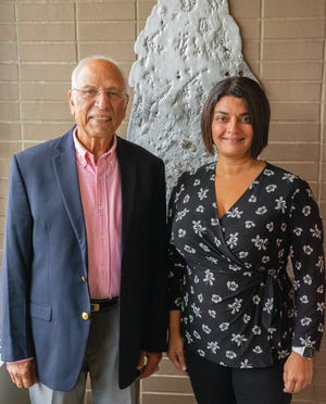 Wooster Products owner Jim Arora and company President Poonam Arora Harvey are the second family to oversee operations of the company during its 100-year history. The Arora family purchased Wooster Products from the Loehr family in 1980.