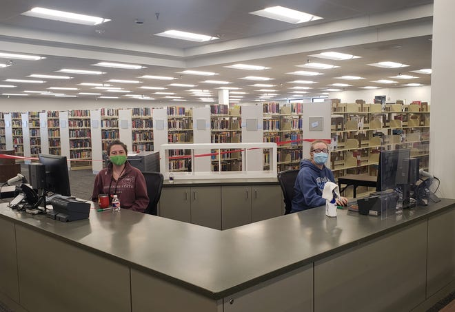 The South Independence branch of the Mid-Continent Public Library has an updated look