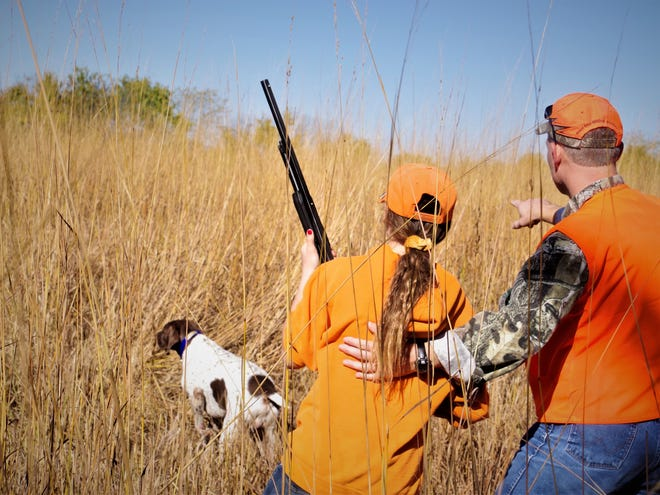 First learn in firearms safety classes, then enjoy the hunt.