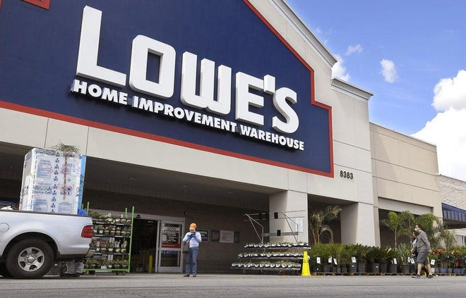 Lowe's is hiring workers across the Upstate.