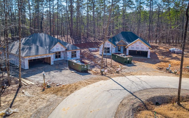 The ACC has permitted most of the Siega subdivision. The new homes have contributed to the growth of HSV in the past two years. Twenty lots were originally platted, 15 have sold, 6 of which are under construction, 5 homes closed, and 2 lots sold to neighboring houses.