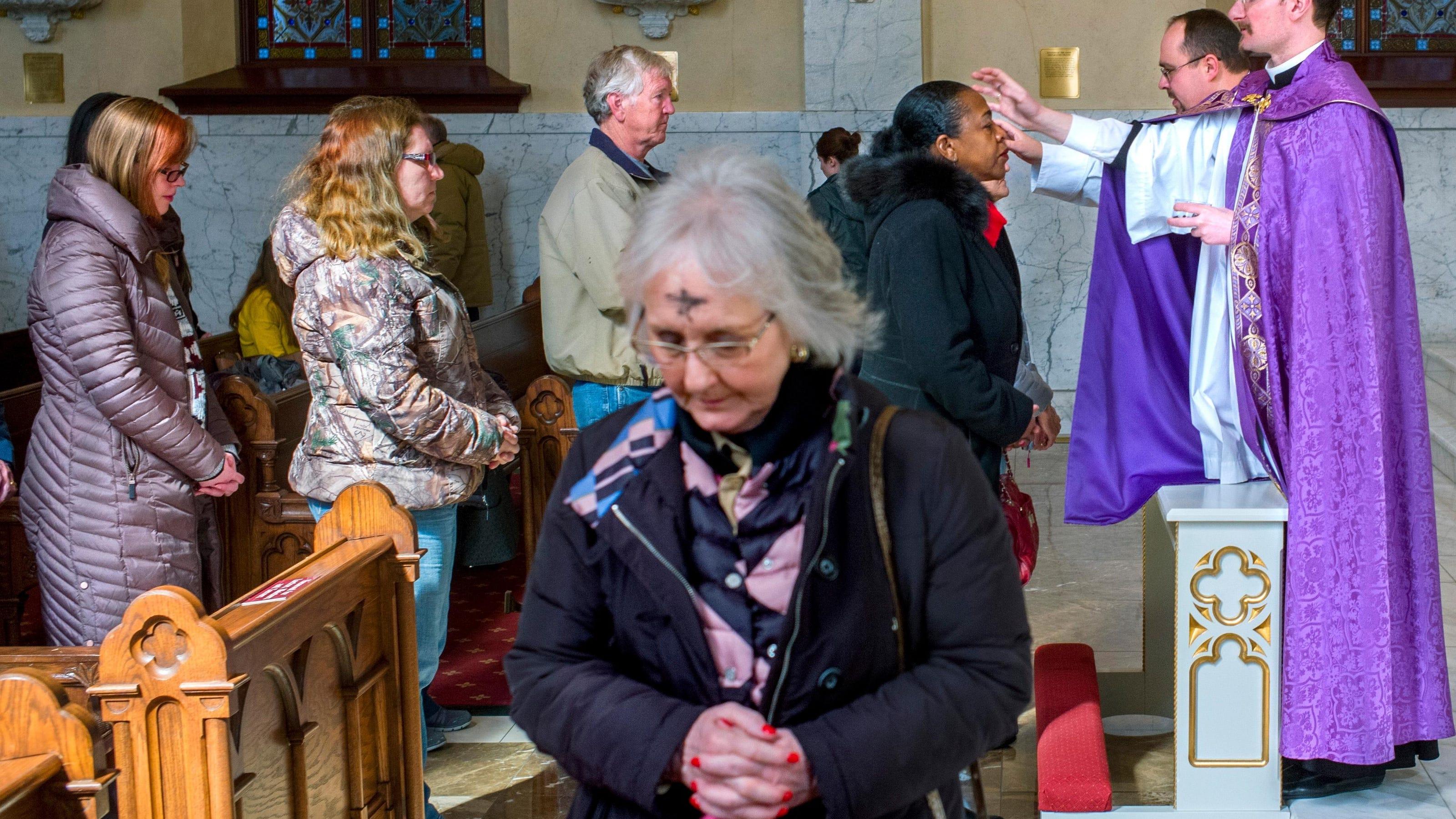 Ash Wednesday 2021: 3 major changes for Peoria-area Catholics