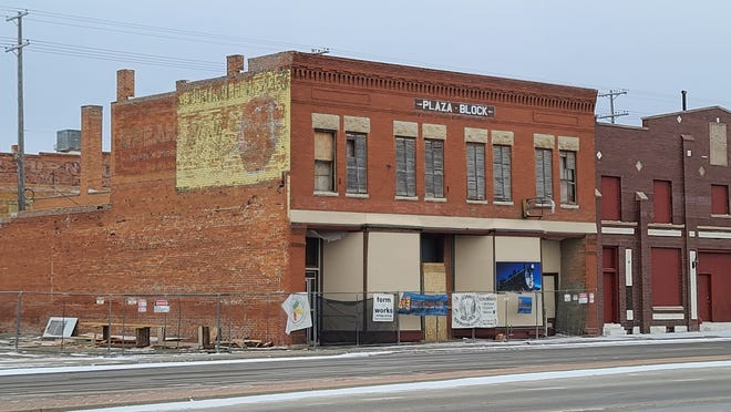 Rehabilitation of the Plaza building on U.S. Highway 50 in La Junta is set to begin in a week from next Monday, as reported at the Thursday afternoon Urban Renewal Board meeting.