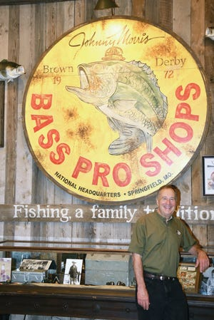 Johnny Morris, the founder of Bass Pro Shops, recently announced an amateur fishing competition with a total payout of $4.3 million.