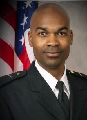 Lt. Jerel Jones