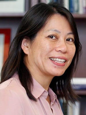 Lincoln-Sudbury Regional High School Principal and Superintendent Bella Wong.