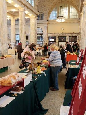 Oneida County Public Market.